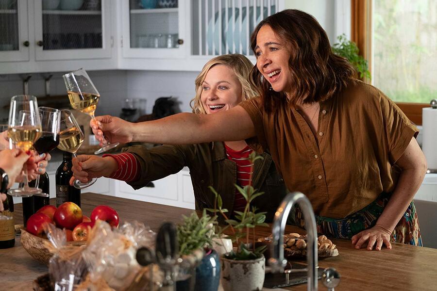 Wine Country mit Amy Poehler und Maya Rudolph