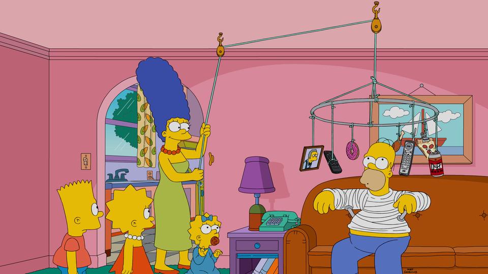 Die Simpsons - Staffel 28