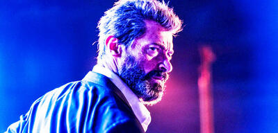 Hugh Jackman in Logan - The Wolverine