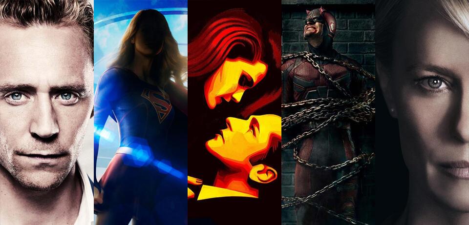 Top 25 der besten Serien - März 2016