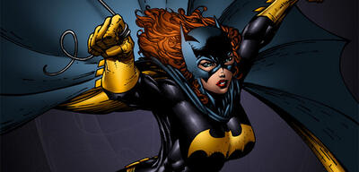 Batgirl in ihrer Comic-Version