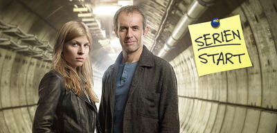 The Tunnel: Vengeance mit Clémence Poésy und Stephen Dillane