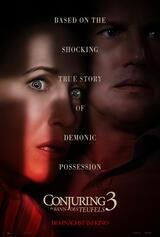 Conjuring 3: Im Bann des Teufels - Poster