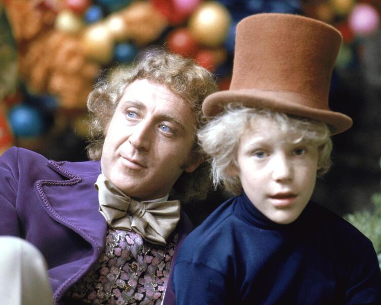 Charlie und die Schokoladenfabrik mit Gene Wilder
