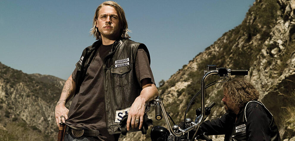 Sons Of Anarchy Komplett