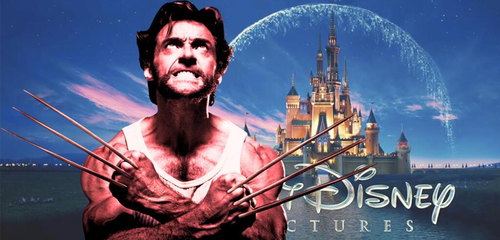 Wolverine bei Disney