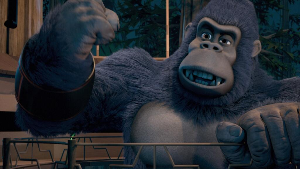 Kong König Der Affen