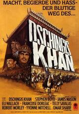 Dschingis Khan - Poster