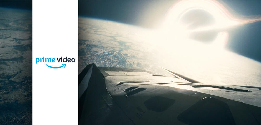 Neu auf Amazon Prime: Interstellar