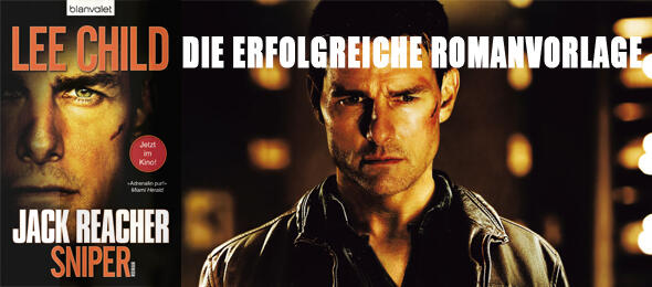 Tom Cruise ist Jack Reacher