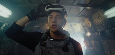 Tyler Sheridan in Ready Player One