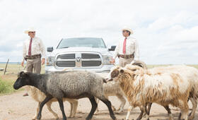 Hell or High Water mit Jeff Bridges und Gil Birmingham - Bild 2