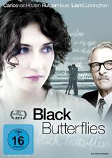 Black Butterflies - Poster