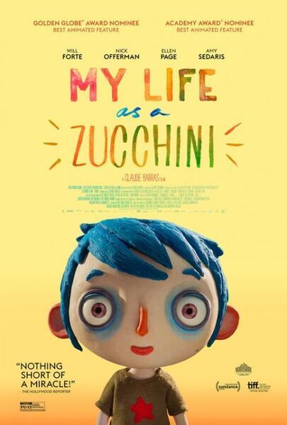 Mein Leben als Zucchini