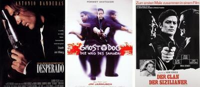 Top 100 der besten Gangsterfilme