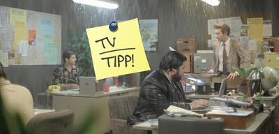 Regen im Büro - Wrong