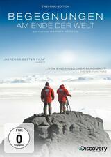 Begegnungen am Ende der Welt - Poster