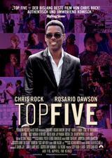 Top Five - Poster