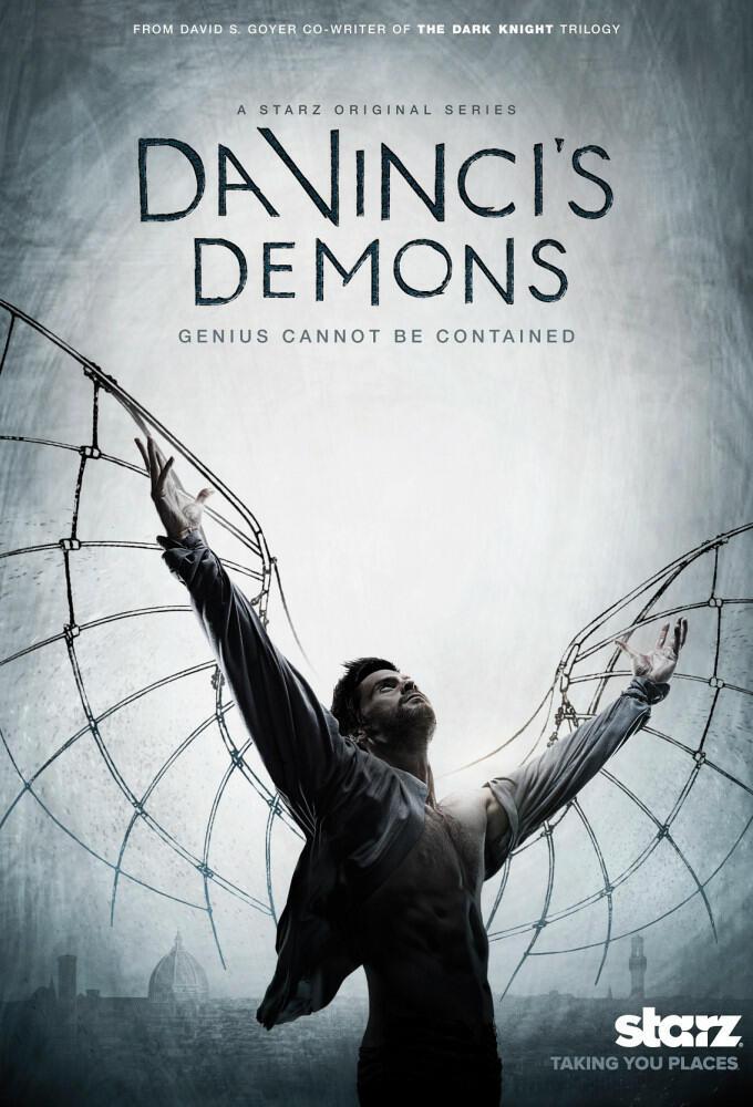 Da Vinci'S Demons Besetzung