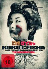 Robo Geisha - Poster