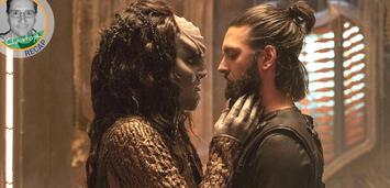 Bild zu:  L'Rell und Tyler/Voq in Star Trek: Discovery