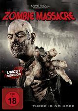 Zombie Massacre - Poster