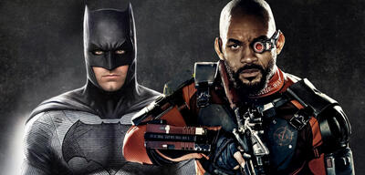 Wird Will Smith der nächste Batman?