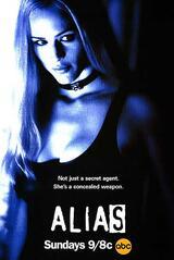 Alias - Die Agentin - Poster