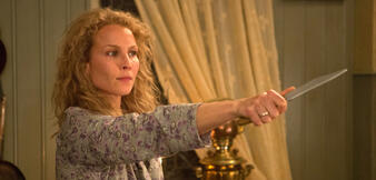 Noomi Rapace in Kind 44