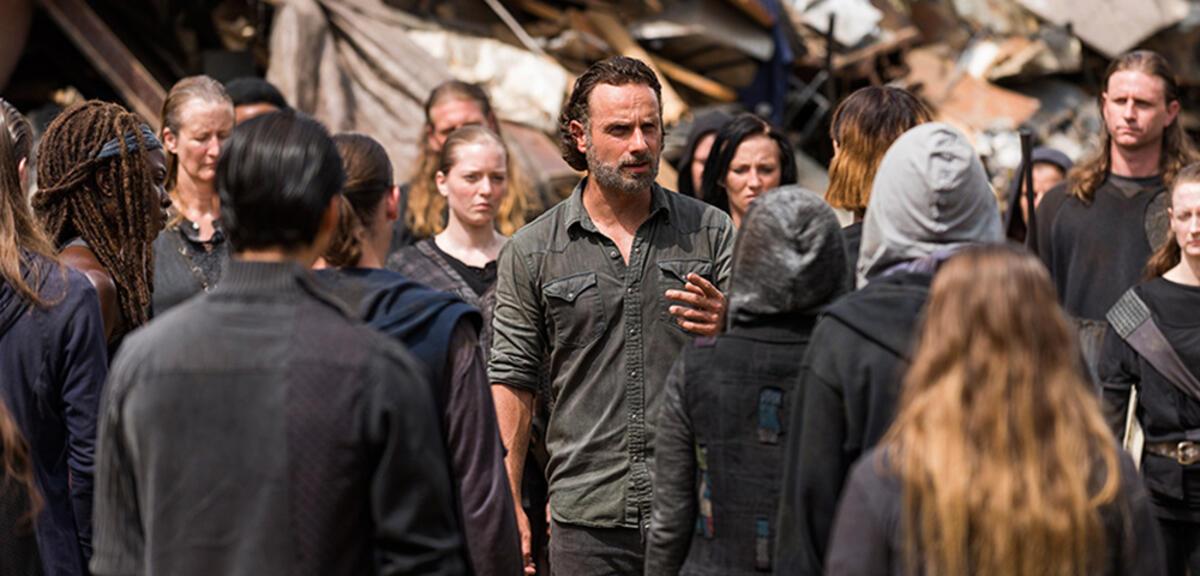 Hd Filme The Walking Dead Staffel 7
