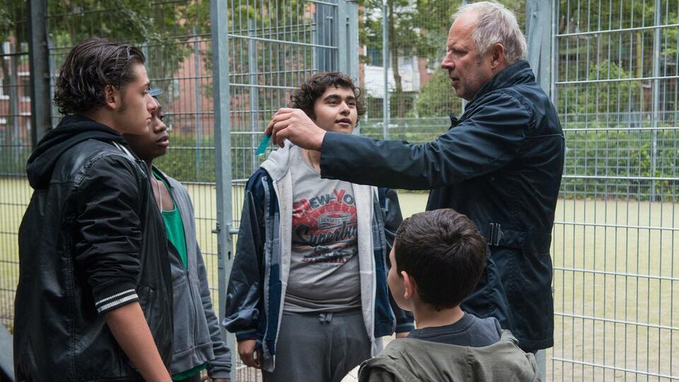 Tatort Borowski Und Die Kinder Von Gaarden Bild 6 Von 6