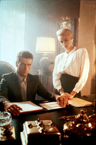 Beverly Hills Cop II mit Jürgen Prochnow und Brigitte Nielsen