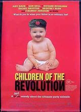 Children of the Revolution - Poster