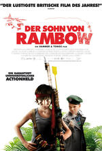Der Sohn von Rambow Poster