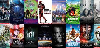 Top 25 der erfolgreichsten Filme 2016 weltweit
