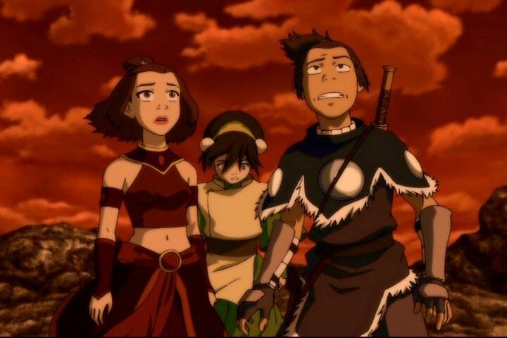 Avatar Herr Der Elemente Staffel 4