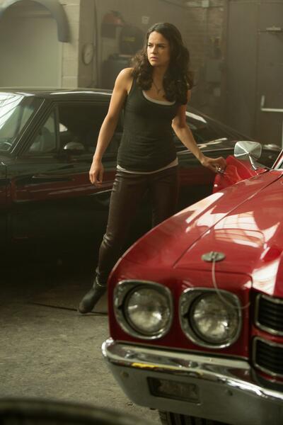 Fast & Furious 8 mit Michelle Rodriguez