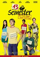 13 Semester - Poster