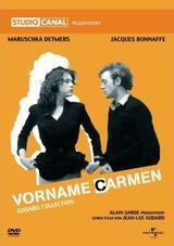 Vorname Carmen - Poster