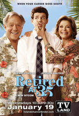 Retired at 35 - Poster
