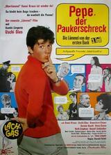 Pepe, der Paukerschreck - Poster