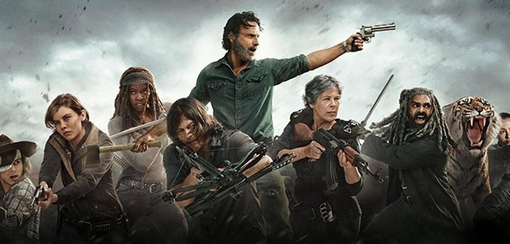 The Walking Dead Staffel 8 Erscheinungsdatum