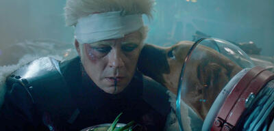 Der Collector in Guardians of the Galaxy