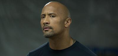 Dwayne Johnson als Luke Hobbs aus der Fast & Furious-Reihe