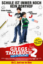Gregs Tagebuch 2: Gibt's Probleme? Poster