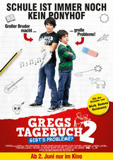Gregs Tagebuch 2: Gibt's Probleme? - Poster