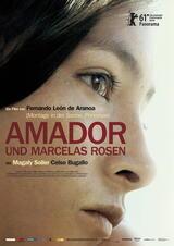 Amador und Marcelas Rosen - Poster