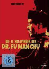 Die 13 Sklavinnen des Dr. Fu Man Chu - Poster