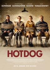 Hot Dog - Poster