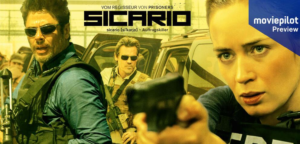 Gewinne Freikarten für Sicario in der moviepilot-Preview